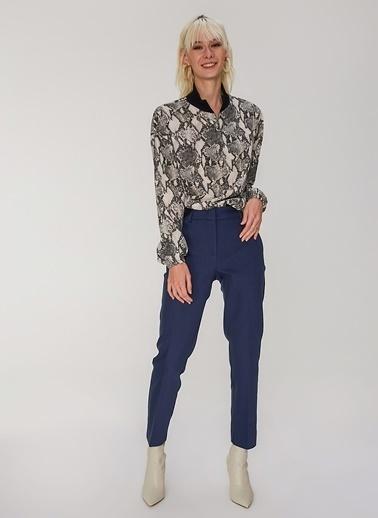 People By Fabrika Klasik Pantolon Lacivert